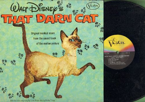 Disney - That Darn Cat - Original Motion Picture Sound Track (vinyl STEREO LP record) - NM9/EX8 - LP Records