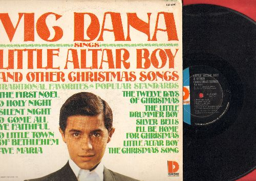 Dana, Vic - Little Altar Boy: The First Noel, Ave Maria, I'll Be Home For Christmas, The Christmas Song, Silent Night (Vinyl MONO LP record) - NM9/EX8 - LP Records