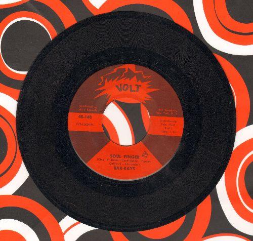 Bar-Kays - Soul Finger/Knucklehead - EX8/ - 45 rpm Records
