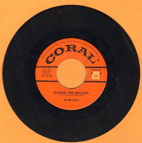 Dale, Alan - Rockin' The Cha-Cha/Wham! - EX8/ - 45 rpm Records