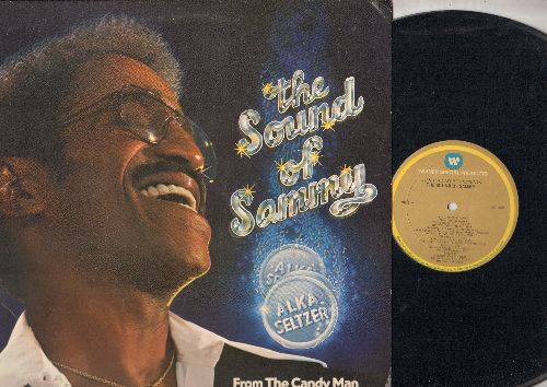 Davis, Sammy Jr. - The Sound Of Sammy - Alka Seltzer Special Products: From The Candy Man To Plop Plop Fizz Fizz (vinyl LP record, Special Promo Pressing) - NM9/EX8 - LP Records