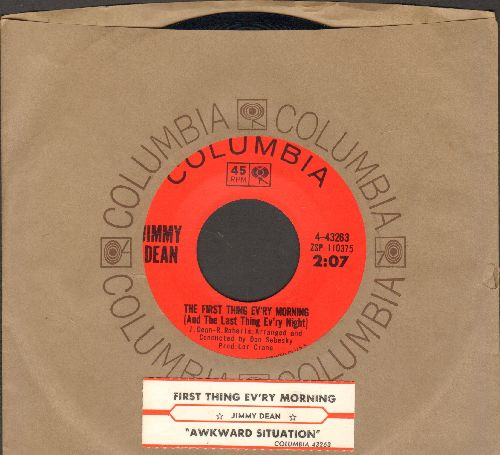 Denver, John - Some Days Are Diamonds (Some Days Are Stone)/Country Love (double-hit re-issue with juke box label and  RCA company sleeve) - NM9/ - 45 rpm Records