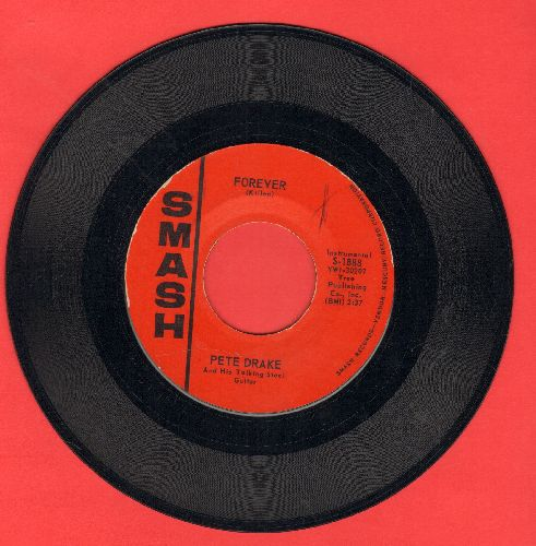 Drake, Pete - Forever/Midnight In Amarilla - EX8/ - 45 rpm Records