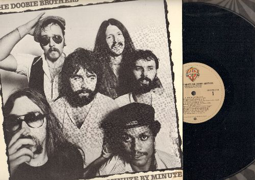 Doobie Brothers - Minute By Minute: What A Fool Believes, Sweet Feelin', Open Your Eyes (vinyl STEREO LP record) - NM9/EX8 - LP Records