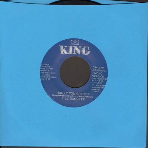 Doggett, Bill - Honky Tonk (Parts 1 + 2) (authentic-looking re-issue) - EX8/ - 45 rpm Records