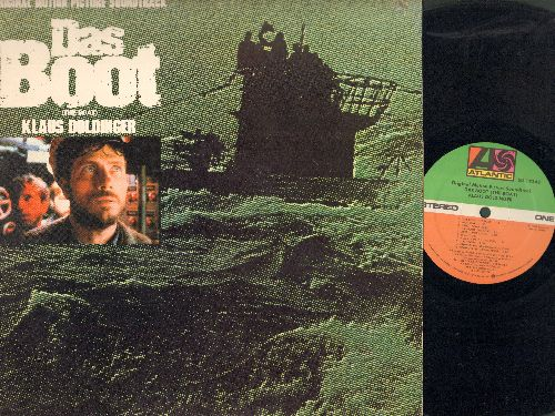 Doldinger, Klaus - Das Boot - Original Motion Picture Soundtrack (vinyl STEREO LP record) - NM9/EX8 - LP Records