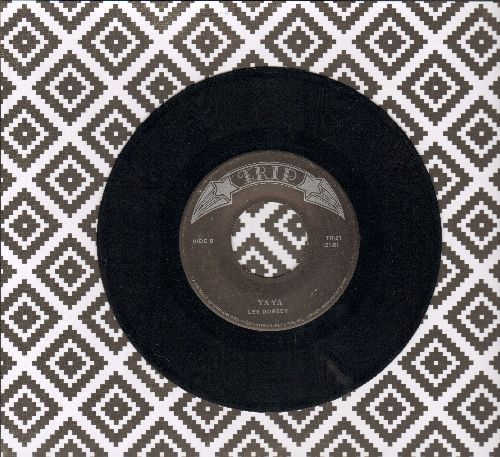 Dorsey, Lee - Ya Ya/Kansas City (by Wilbert Harrison on flip side) (re-issue) - NM9/ - 45 rpm Records