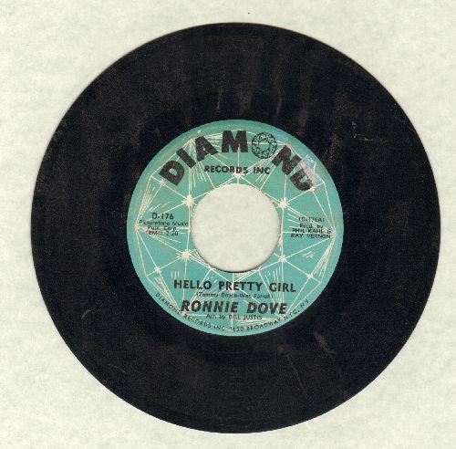 Dove, Ronnie - Hello Pretty Girl/Keep It A Secret - EX8/ - 45 rpm Records