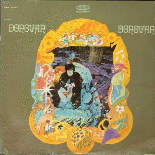 Donovan - Donovan: The Mandolin Man And His Secret, The Tinker And The Crab, Widow With Shawl (A Portrait), The Enchanted Gypsy (Vinyl STEREO LP record) - NM9/VG7 - LP Records