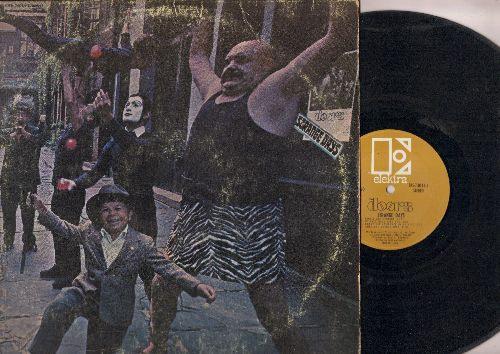 Doors - Strange Days: People Are Strange, Love Me Two Times, Unhappy Girl, When The Music's Over (vinyl STEREO LP record) - VG7/VG6 - LP Records