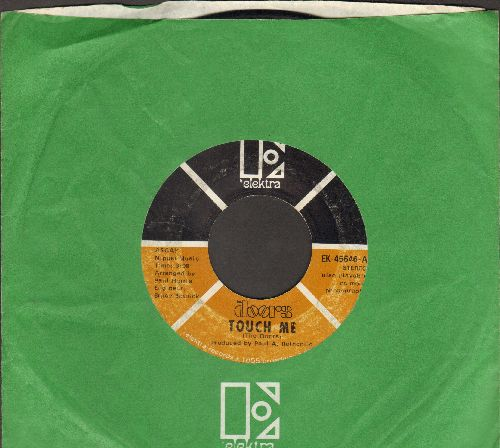 Doors - Touch Me/Wild Child (with green Elektra company sleeve) - VG7/ - 45 rpm Records