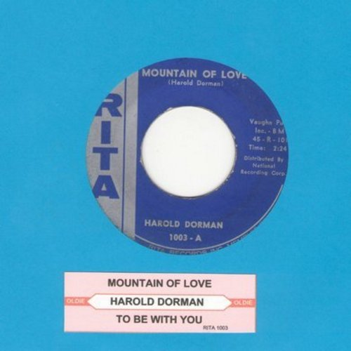 Dorman, Harold - Mountain Of Love/To Be With You - VG7/ - 45 rpm Records