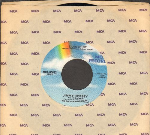 Dorsey, Jimmy Orchestra - Tangerine/It Happened In Hawaii (re-issue with MCA company sleeve) - EX8/ - 45 rpm Records