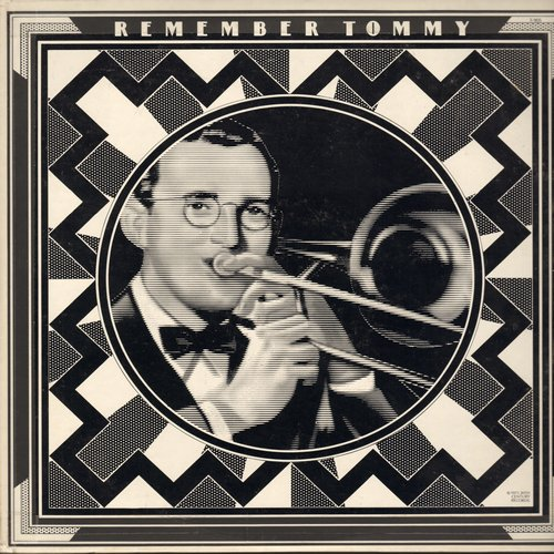 Dorsey, Tommy - Remember Tommy - 2 vinyl LP record set, gate-fold cover. Includes hits Boogie Woogie, Opus One, Song Of India, more! - NM9/EX8 - LP Records