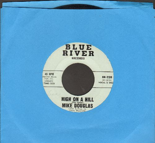 Douglas, Mike - High On A Hill/Tonight - EX8/ - 45 rpm Records