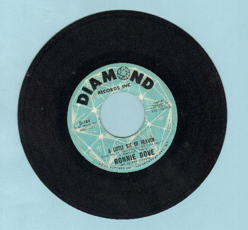 Dove, Ronnie - A Little Bit Of Heaven/If I Live To Be A Hundred - VG7/ - 45 rpm Records
