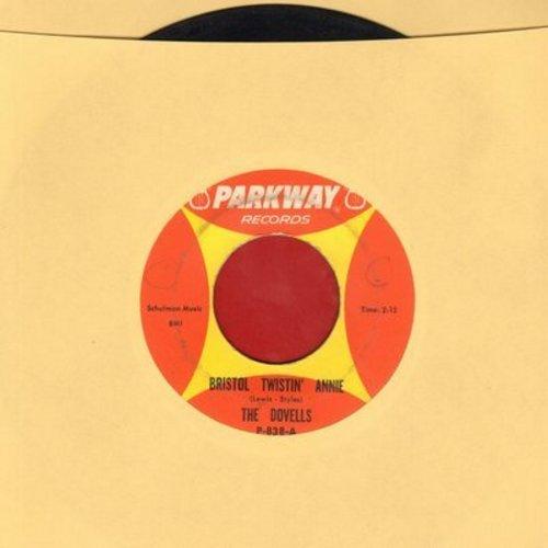 Dovells - Bristol Twistin' Annie/The Actor - EX8/ - 45 rpm Records