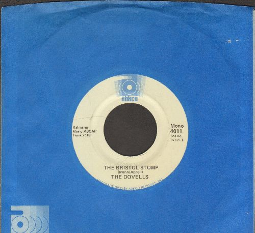 Dovells - The Bristol Stomp/You Can't Sit Down - NM9/ - 45 rpm Records