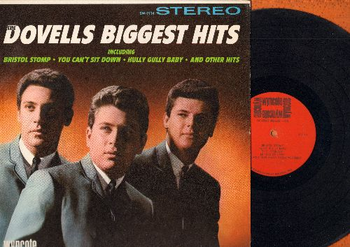 Dovells - The Dovells Biggest Hits: Bristol Stomp, Hully Gully Baby, You Can't Sit Down, Dragster On The Prowl (Vinyl STEREO LP record) - NM9/NM9 - LP Records
