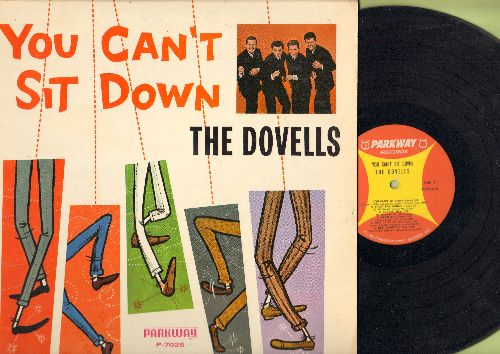 Dovells - You Can't Sit Down: Maybelline, 36-22-36, Wildwood Days, If You Wanna Be Happy, Summer Job, Short Fat Fanny, Miss Daisy De Lite (Vinyl MONO LP record) - NM9/NM9 - LP Records