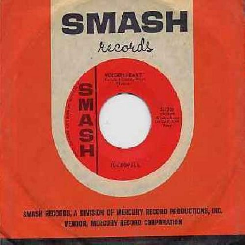 Dowell, Joe - Wooden Heart/Little Bo Peep (with Smash company sleeve) - EX8/ - 45 rpm Records