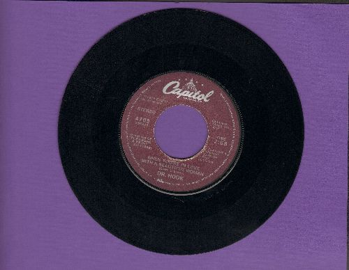 Dr. Hook - When You're In Love With A Beautiful Woman/Knowing She's There - EX8/ - 45 rpm Records