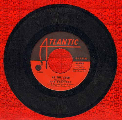 Drifters - At The Club/Answer The Phone  - EX8/ - 45 rpm Records