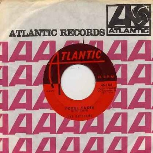 Drifters - Yodee Yakee/I Know (with Atlantic company sleeve) - VG7/ - 45 rpm Records