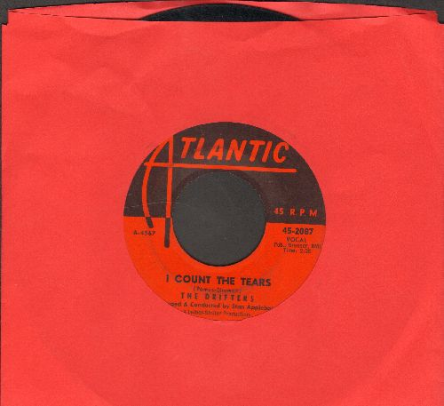 Drifters - I Count The Tears/Suddenly There's A Valley - VG6/ - 45 rpm Records
