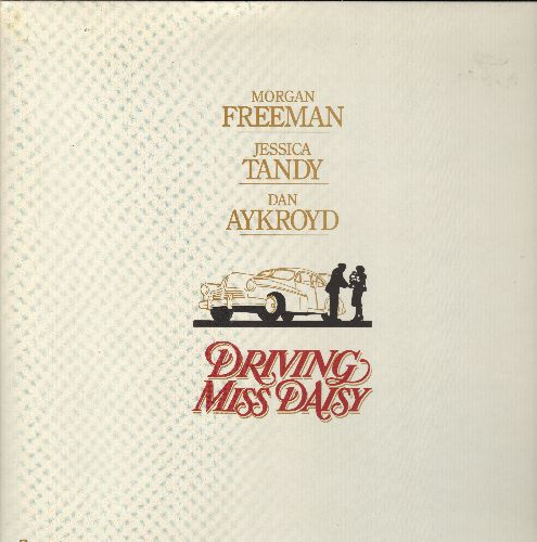 Driving Miss Daisy - Driving Miss Daisy - LASERDISC version of the Oscar Winning Drama starring Jessica Tandy and Morgan Freeman, gate-fold cover - NM9/NM9 - LaserDiscs