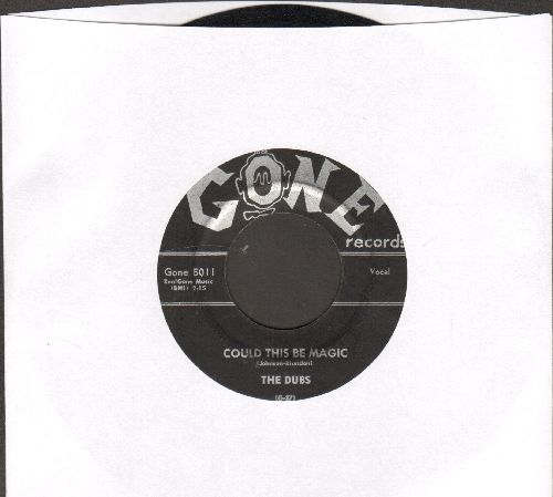Dubs - Could This Be Magic/Such Lovin' - VG7/ - 45 rpm Records