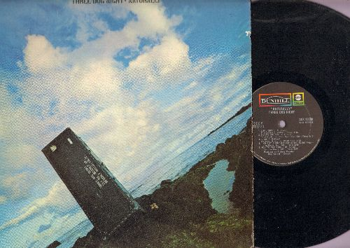 Three Dog Night - Naturally: Joy To The World, I Can Hear You Calling, One Man Band (vinyl STEREO LP record) - NM9/EX8 - LP Records