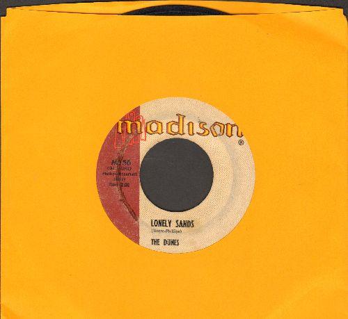 Dunes - Lonely Sands/Sloppy Jalopy  - VG6/ - 45 rpm Records