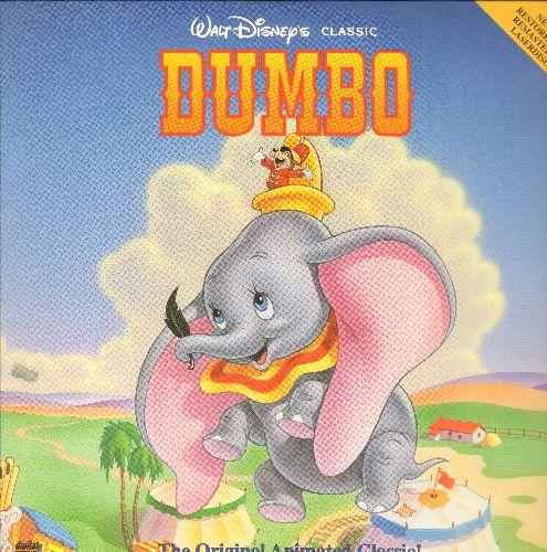 Disney - Disney's Dumbo Animated Classic LASERDISC - NM9/EX8 - LaserDiscs