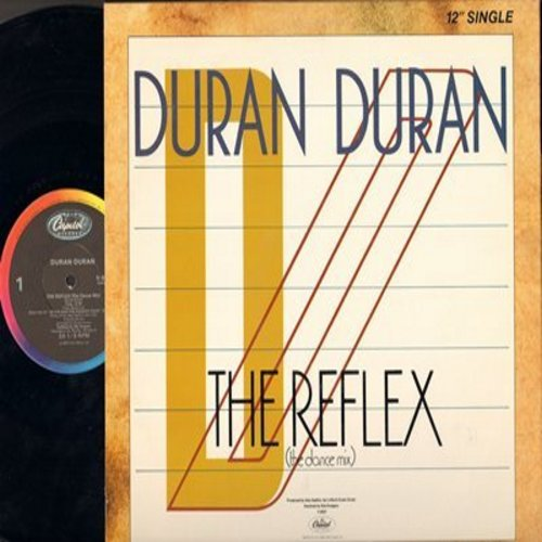 Duran Duran - The Reflex/New Religion (with picture sleeve) - NM9/VG7 - 45 rpm Records
