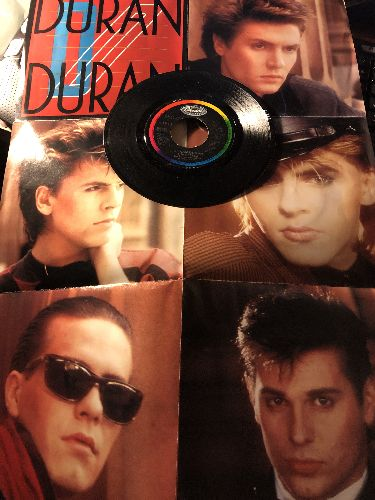 Duran Duran - The Reflex/New Religion (with BONUS Limited Edition POSTER Sleeve!) - NM9/NM9 - 45 rpm Records