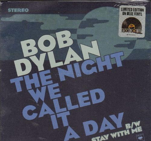 Dylan, Bob - The Night We Called It A Day/Stay With Me (with picture sleeve, SEALED, never opened!) - SEALED/SEALED - 45 rpm Records