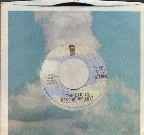 Eagles - Best Of My Love/Ol' 55 (with company sleeve) - NM9/ - 45 rpm Records