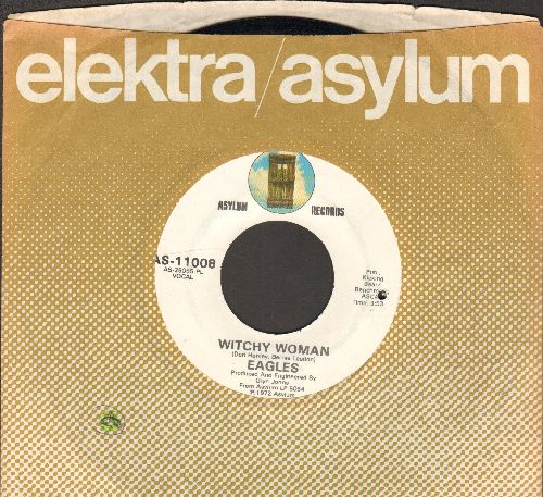 Eagles - Witchy Woman/Earlybird (with company sleeve)(bb) - NM9/ - 45 rpm Records