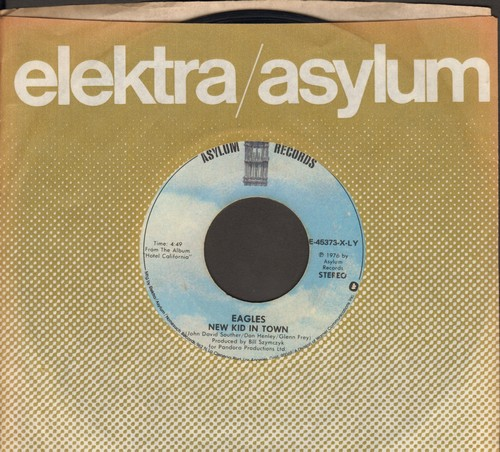 Eagles - New Kid In Town/Victim Of Love - VG7/ - 45 rpm Records