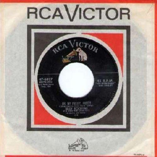 Eckstine, Billy - Oh, My Pretty, Pretty/Blue Illusion (with vintage RCA company sleeve) - EX8/ - 45 rpm Records