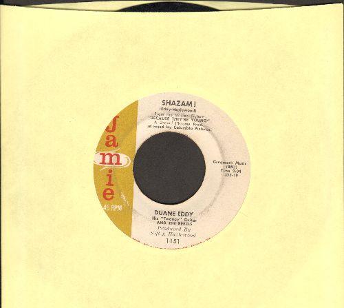 Eddy, Duane - Shazam!/The Secret Seven  - VG7/ - 45 rpm Records