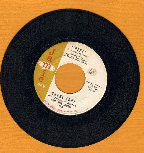 Eddy, Duane - Pepe/Lost Friend  - VG7/ - 45 rpm Records