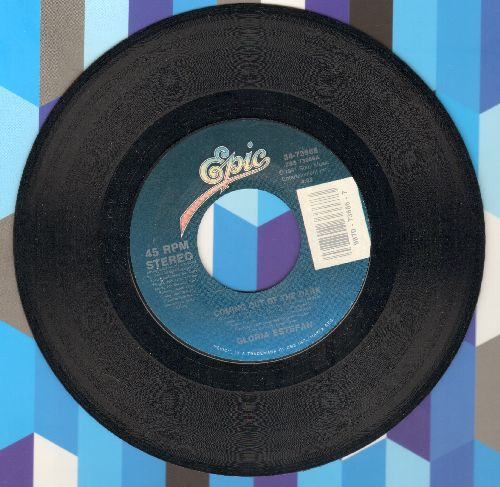 Estefan, Gloria - Coming Out Of The Dark (English and Spanish Version) - EX8/ - 45 rpm Records