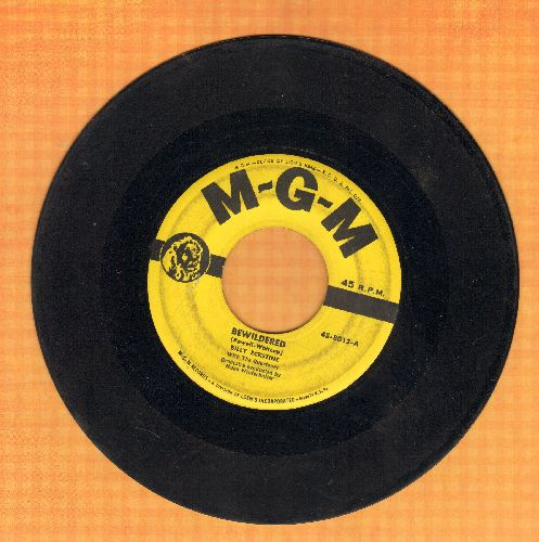 Eckstine, Billy - Bewildered/No Orchids For My Lady - VG6/ - 45 rpm Records