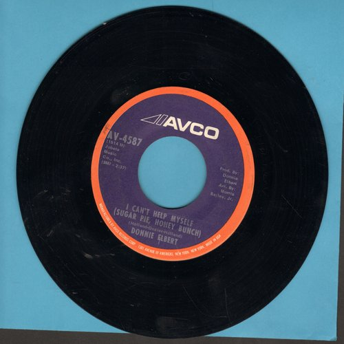 Elbert, Donnie - I Can't Help Myself (Sugar Pie, Honey Bunch)/Love Is Here And Now You're Gone - VG7/ - 45 rpm Records
