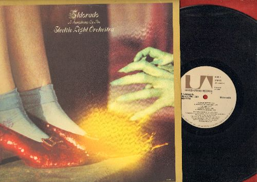 Electric Light Orchestra - Eldorado: Can't Get You Out Of My Head, Mister Kingdom, Nobody's ChildLoredo Tornado (vinyl STEREO LP record) - NM9/EX8 - LP Records