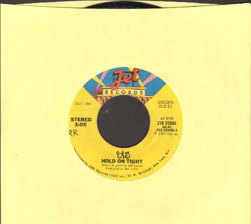 Electric Light Orchestra - Hold On Tight/Mr. Blue Sky (double-hit re-issue) - EX8/ - 45 rpm Records