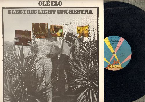 Electric Light Orchestra - Ole ELO: Strange Magic, Roll Over Beethoven, Ma-Ma-Ma Belle (vinyl STEREO LP record) - NM9/EX8 - LP Records