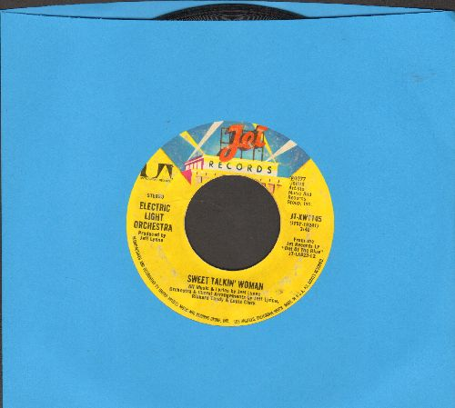 Electric Light Orchestra - Sweet Talkin' Woman/Fire On High - VG7/ - 45 rpm Records